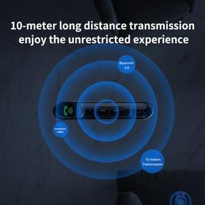 Image 5 - Baseus AUX Xe Hơi Bluetooth 5.0 Bộ Chuyển Đổi 3.5Mm Jack Cắm Thiết Bị Nhận Tín Hiệu Âm Thanh Không Dây Tay Nghe Bluetooth Cho Xe Hơi Cho Điện Thoại Tự Động Bộ Phát