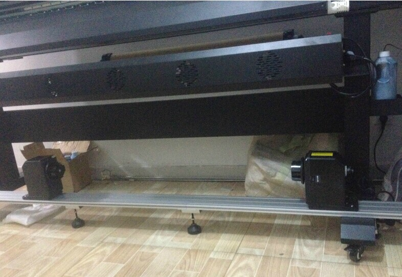 trabeated style take up system with two motor for Wit Color Thunder LiTu Tiancai outdoor printer plotter цена 2016