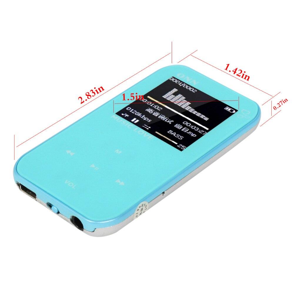 Free shipping portable 4gb ultra slim 1 5 tft screen onn for Free portable