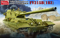 PASSATEMPO DIVERTIDO 1/35 Destruidor Tanque FV215B (183) #35A008