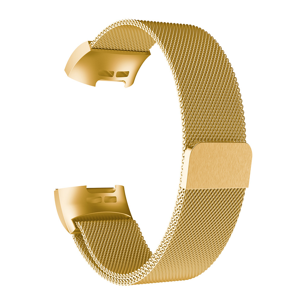 Milanese-Loop-Watchband-For-Fitbit-Charge-3-strap-Stainless-Steel-Wrist-Bracelet-belt-For-Fitbit-Charge (4)