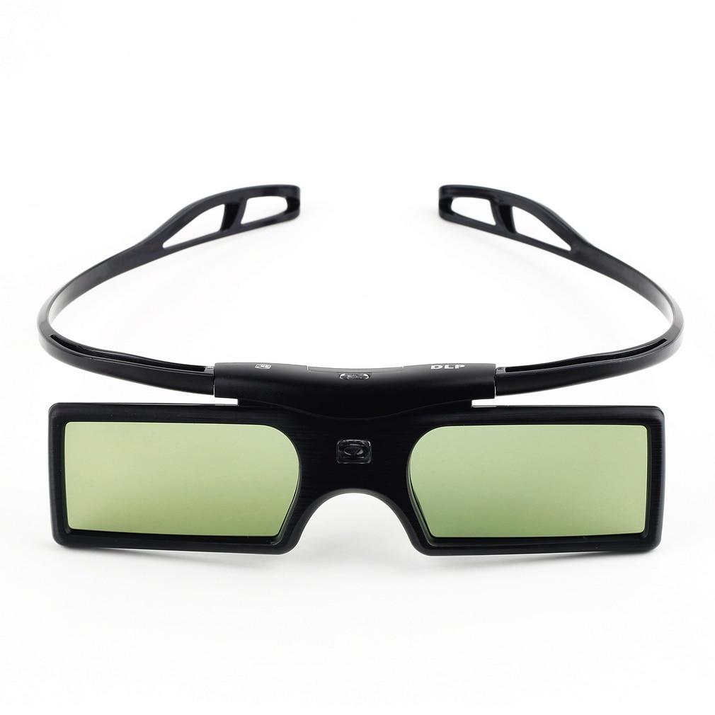 G15-DLP 3D Active Shutter <font><b>Glasses</b></font> For <font><b>Optoma</b></font> for LG for Acer DLP-LINK DLP Link Projectors gafas 3d Newest