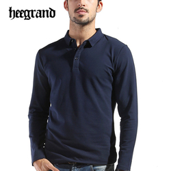 Hee grand 2017 men casual solid long sleeve men polo shirts simple business tees camisas hombre.jpg 250x250