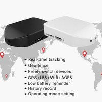 Practical And Professional Super thin Car Locator Car Positioning Tracker Gps Locator Anti theft FT03W