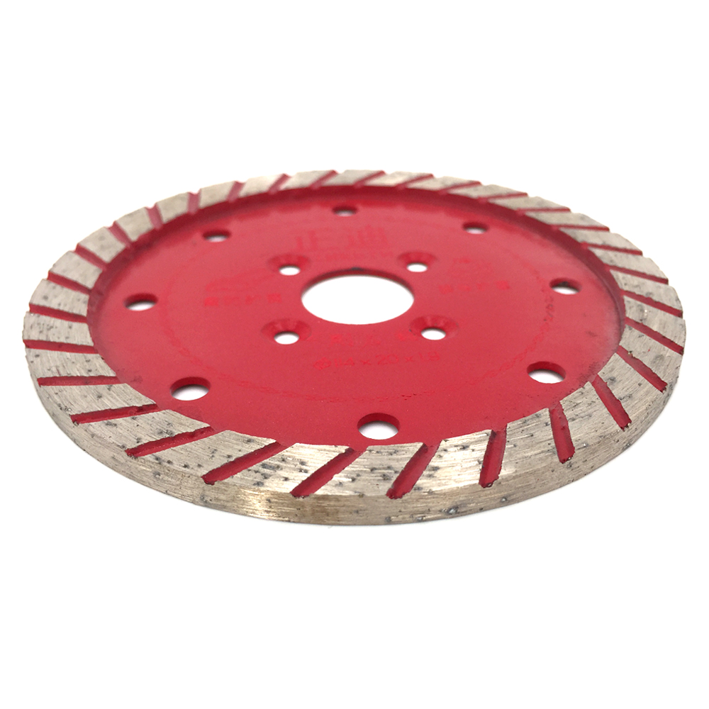 RIJILEI Diamond grinding wheel 110mm Diamond grinding cup Marble Cutting disc for cutting polishing marble concrete floor HC10 in Abrasive Tools from Tools