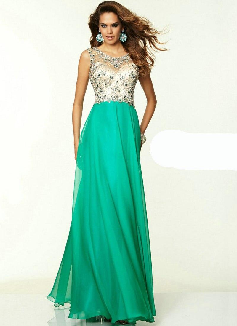 a31ca4e3e Famosos Diseñadores de Vestidos De Noche Abierto Detrás de La Gasa 2015  vestidos de fiesta de gala Mujeres Libres Del Envío Vestido de Fiesta Largo  en ...