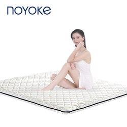 Матрас NOYOKE, мебель для спальни, кровать, наматрасник из латекса, массажная кровать татами, массажная кровать для сна, матрас, Топпер, толщина ...