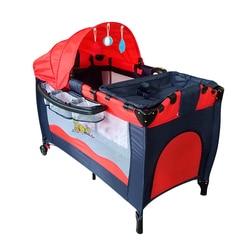 Hoge Kwaliteit Opvouwbare Peuter Bed Baby Wieg Klamboe Kids Baby Baby Safty Klamboe Wieg Bed Box Play Tent HWC