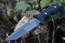 MTECH Fixed Blade Knife Survival Hunting Knives Two Edge Outdoors Camping Knife 1419#
