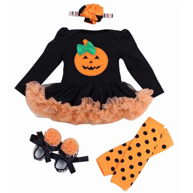 Baby Infant Girls Halloween Outfits Newborn Baby Girl First Birthday Dress  Role,play Party Wear Cosplay Costume Fancy Girl Dress