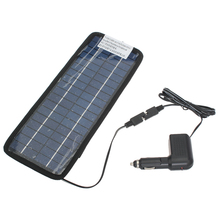 High Quality 12V Solar Power Panel Auto Car Battery Charger