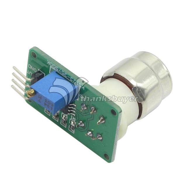 MG811 Sensor Module 0-2V CO2 Concentration Detection Module Gas Sensor