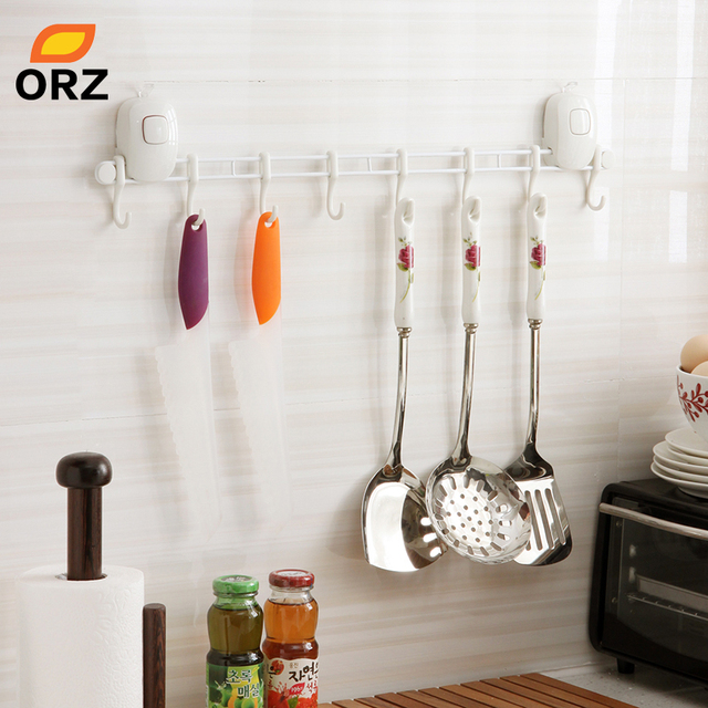 TT ORZ 8 Ganci Bagno Contenitori e complementi per Cucina ...