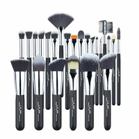 JAF Brand Professional Makeup Brushes Set Kit Lip Powder Foundation Blusher Eye Shadow Eyelashes Concealer Brush