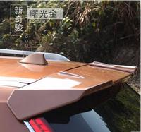 PAINT 2PCS ABS CAR REAR WING TRUNK LIP SPOILER FOR Nissan X TRAIL XTRAIL Rogue 2014 2015 2016 2017 2018 FAST BY EMS