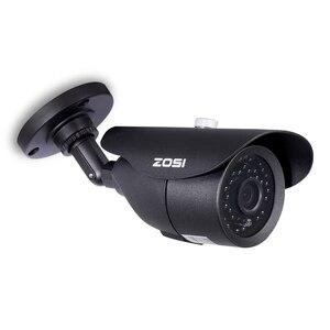 Image 1 - ZOSI HD 960H 1000TVL CMOS 42 pièces IR Leds haute résolution jour/nuit étanche caméra de vidéosurveillance intérieure/extérieure avec support