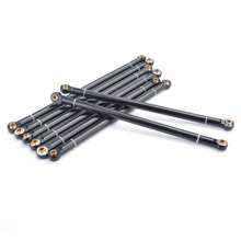 Axial scx10  Aluminum upgrad alloy rod 313MM wheelbase
