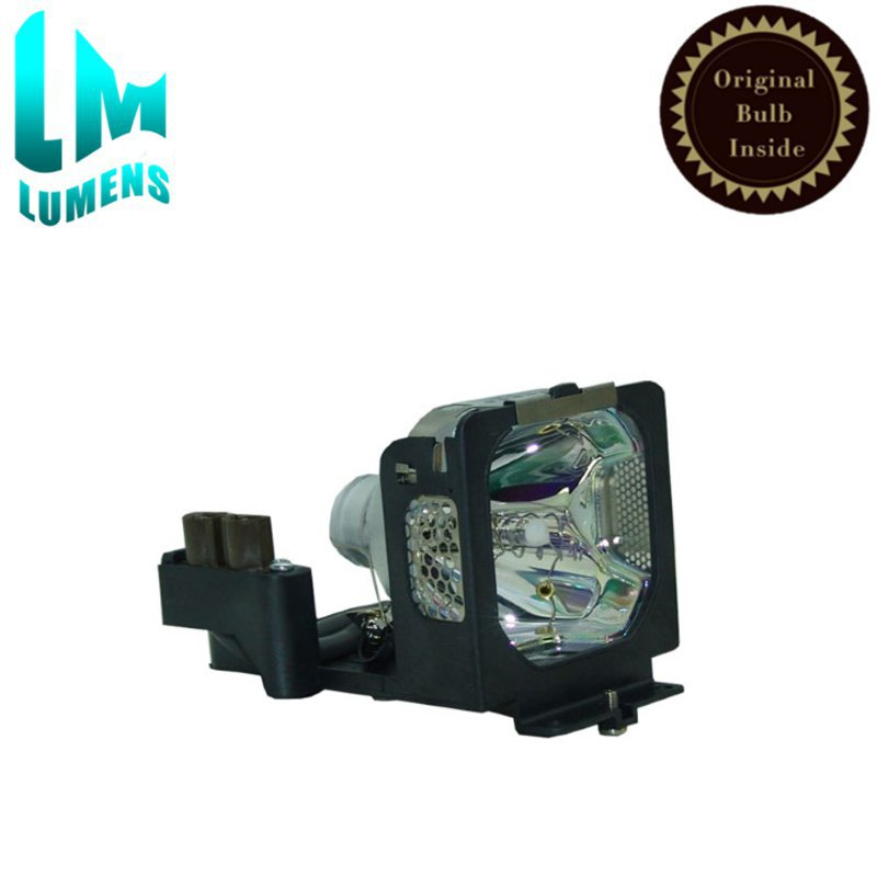 все цены на Original POA-LMP66 projector lamp bulb with housing for SANYO PLC-SE20 PLC SE20 SE20A PLC-SE20A High quality good brightness онлайн