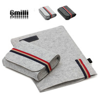 Felt Protective Laptop Sleeve Bag Carry Pouch Cover Case For Macbook Mac Air Pro Retina 11