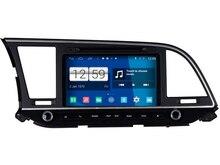S160 Android4.4.4 CAR DVD player FOR HYUNDAI ELANTRA 2016 car audio stereo Multimedia GPS Head unit
