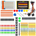 Электронный Комплект Макет Кабель Резистора Конденсатора ПРИВЕЛО Потенциометра для Arduino