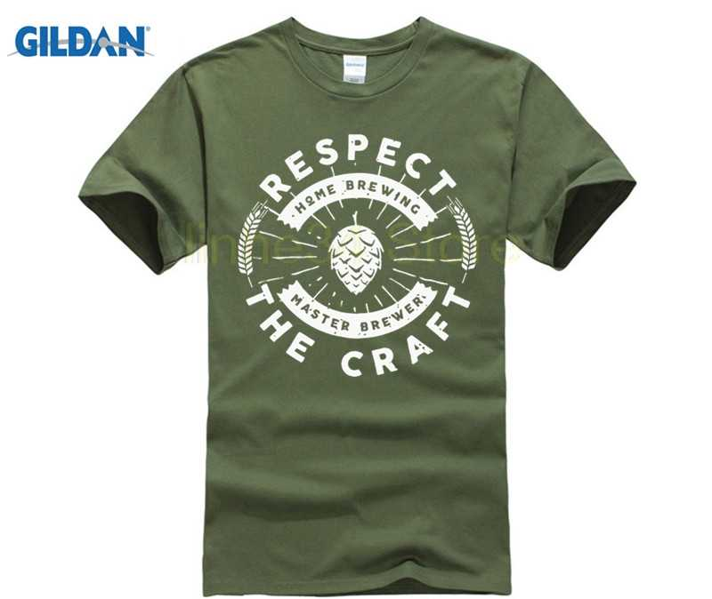 fdf273ab ... Cadeaux Home Brew IPA respecte le Homebrew Craft Beer T-Shirt unisexe  ...