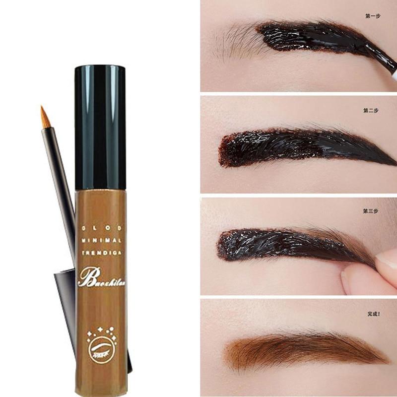 Henna Tattoo Eyebrows : Liquid eyebrows reviews online shopping