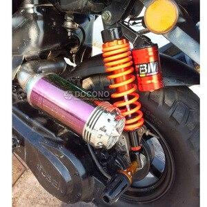 Image 5 - Универсальный мотоциклетный воздушный амортизатор MBM, 320 мм, задняя подвеска для мотоцикла Yamaha Motor Scooter ATV Quad BWS X MAX Aerox