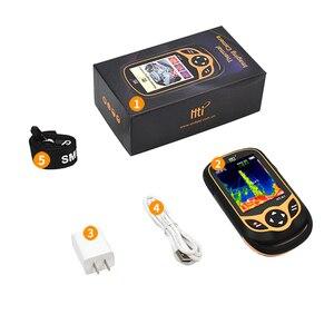 Image 4 - XEAST Thermal Imaging telefon komórkowy HT A1 220*160 rozdzielczość kamera na podczerwień HD narzędzie pomiarowe 100% szybka dostawa z moskwy