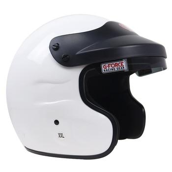STG-casco de carreras ignífugo sell SA2015, para coche, casco de motocicleta para motociclista loco