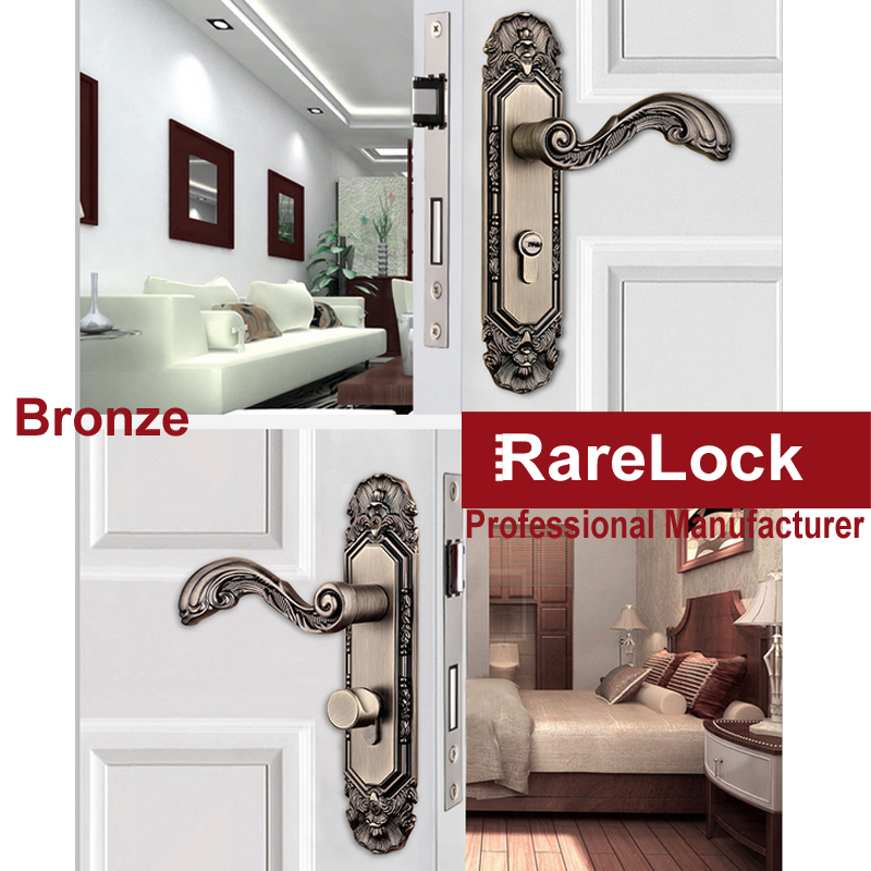 Rarelock christmas supplies handle door lock beautiful - Door handles with locks for bedrooms ...