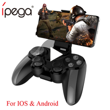 Game Pad Bluetooth Wireless Gamepad Trigger Pubg Controller Mobile Joystick For Phone Android iPhone PC Smart TV Box VR Console mini bluetooth joystick wireless gamepad universal remote controller game pad for android smart phone vr box 3d glasses