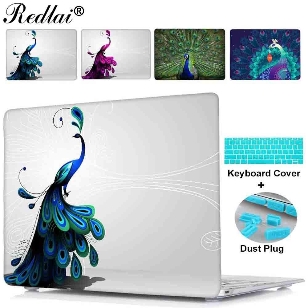 מחשב נייד מקרה עבור MacBook 12 Pro 13 15 Retina - אביזרים למחשב נייד