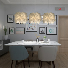 pendant feather lamp romantic dreamlike feather droplight bedroom living room parlor hanging lamp e27 warm light Pendant Feather Lamp Romantic Dreamlike Feather Droplight Bedroom Living Room Parlor Hanging Lamp E27 warm light