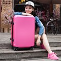 """20""""24 inches girl trolley case ABS+PC students women lovely Travel waterproof luggage rolling suitcase men business Boarding box"""