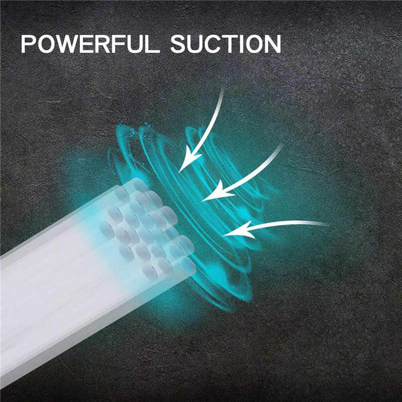 Multifunzione Aspirapolvere Paglia Tubi Sporco di Polvere Spazzola di Rimozione Portatile Vuoto Universale di Fissaggio Casa Pulita Strumenti