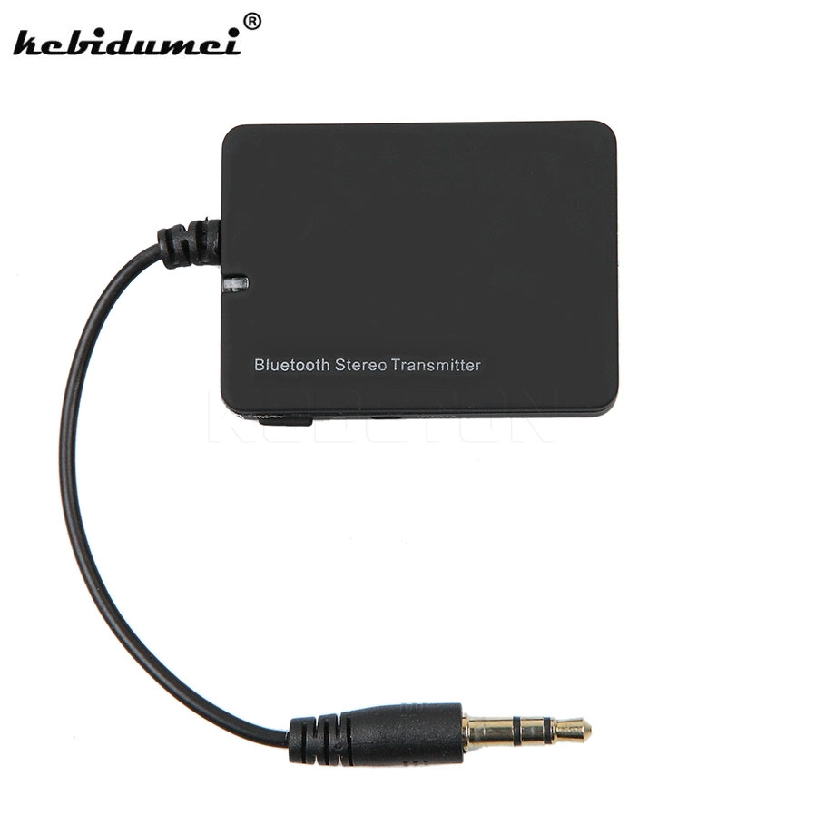 Funkadapter Ehrgeizig 2016 Neue Bluetooth Audio Transmitter 3,5mm Mp3 Sender Jack Usb Lade A2dp Stereo Dongle-adapter Für Pc Mp3 Tv Mp4 Auto Neueste Technik Tragbares Audio & Video