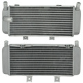 Motorcycle Aluminium Radiator  For HONDA  CRF450R  2005-2008 Left