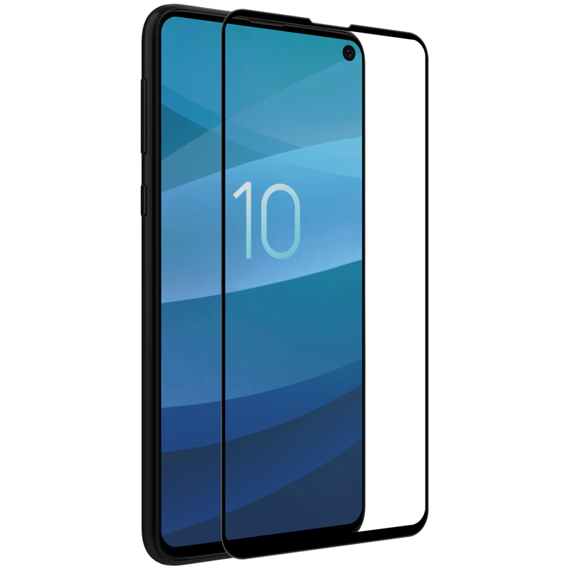 Image 2 - Screen Protective Glass On For Samsung Galaxy S10 E S10e S 10e A30 A50 A10 A90 A40 M50 M30 M10 M20 Tempered Glass Verre Tremp-in Phone Screen Protectors from Cellphones & Telecommunications