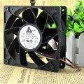 Entrega gratuita. nueva original QFR1212GHE 12 v2. 7 un 12038 ventilador del servidor 74 y5220