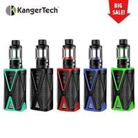 Original Kangertech Kanger Spider 200W TC E cigarette Kit with Built In 4200mAh Battery 200W TC Box Mod & 2ml FIVE 6 Mini Tank