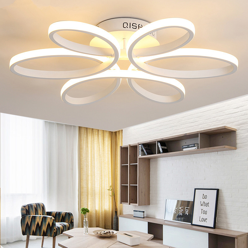 Modern Led Ceiling Lights For Living Room luminaria led Bedroom Light Fixtures Indoor Home Dec Surface Mounted Ceiling Lamp цена