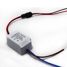 AC 85V-265V to DC 9-12V LED Electronic Transformer Power Supply Driver (1-3) X1W