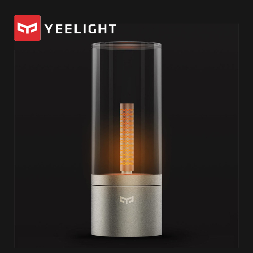 Original Xiaomi Mijia Yeelight Candela Smart Control LED Night Light Atmosphere light for Mi Home APP