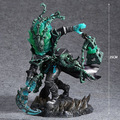 Game figure the Chain Warden Thresh 25cm pvc action figure gifts kids model toys collections doll juguetes brinquedos hot sale