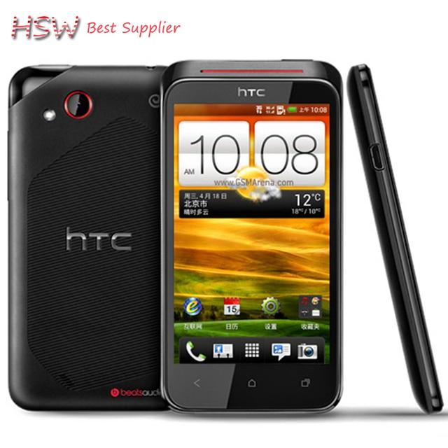 T328d оригинальный разблокирована HTC Desire VC 5MP 4 ГБ Встроенная память 1650 мАч GPS WI-FI Bluetooth 4.0 Android сенсорный смартфон Бесплатная Доставка