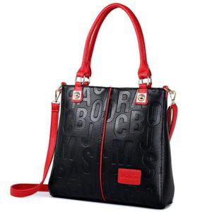 Image 2 - Lüks marka çanta 2020 moda kadın çanta Vintage kabartmalı çiçekli çanta omuzdan askili çanta kadın deri büyük Tote çanta X398
