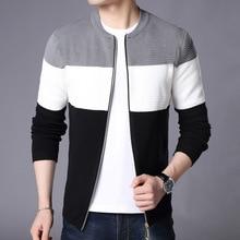 Free shipping New Fashion 2018 Autumn Spring Man Wool Cardigan Men warm Fashion Casual Sweaters Cardigans