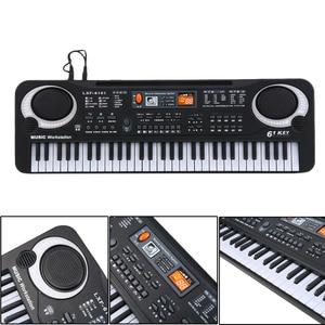 61 Keys Music Electronic Digit