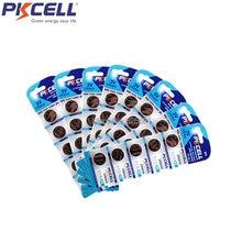 40 шт 8 карт pkcell cr2032 dl2032 cr 2032 kcr2032 5004lc ecr2032